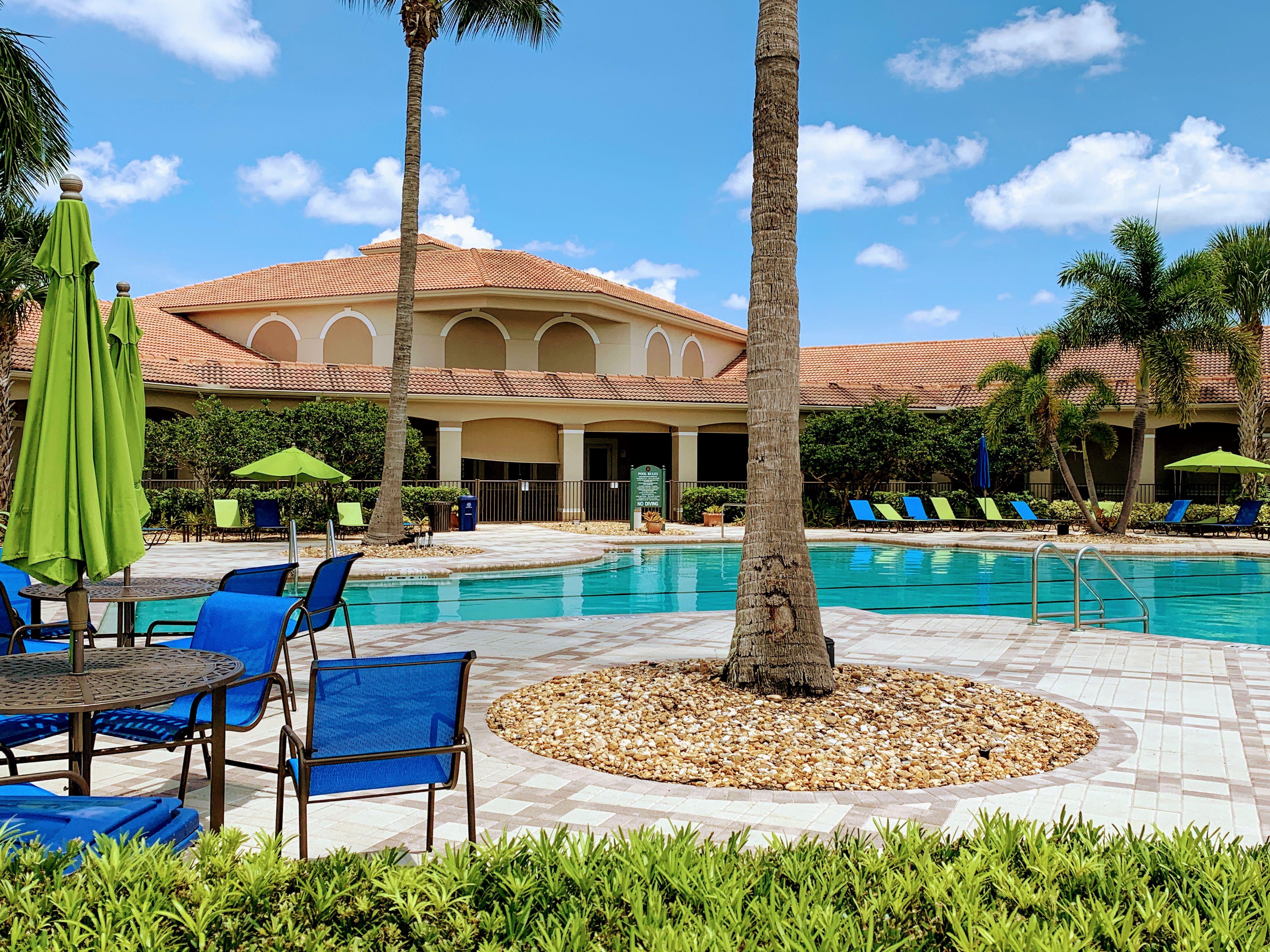 Island Club Resort Lap Pool Residential Real Estate Estate Homes Real Estate