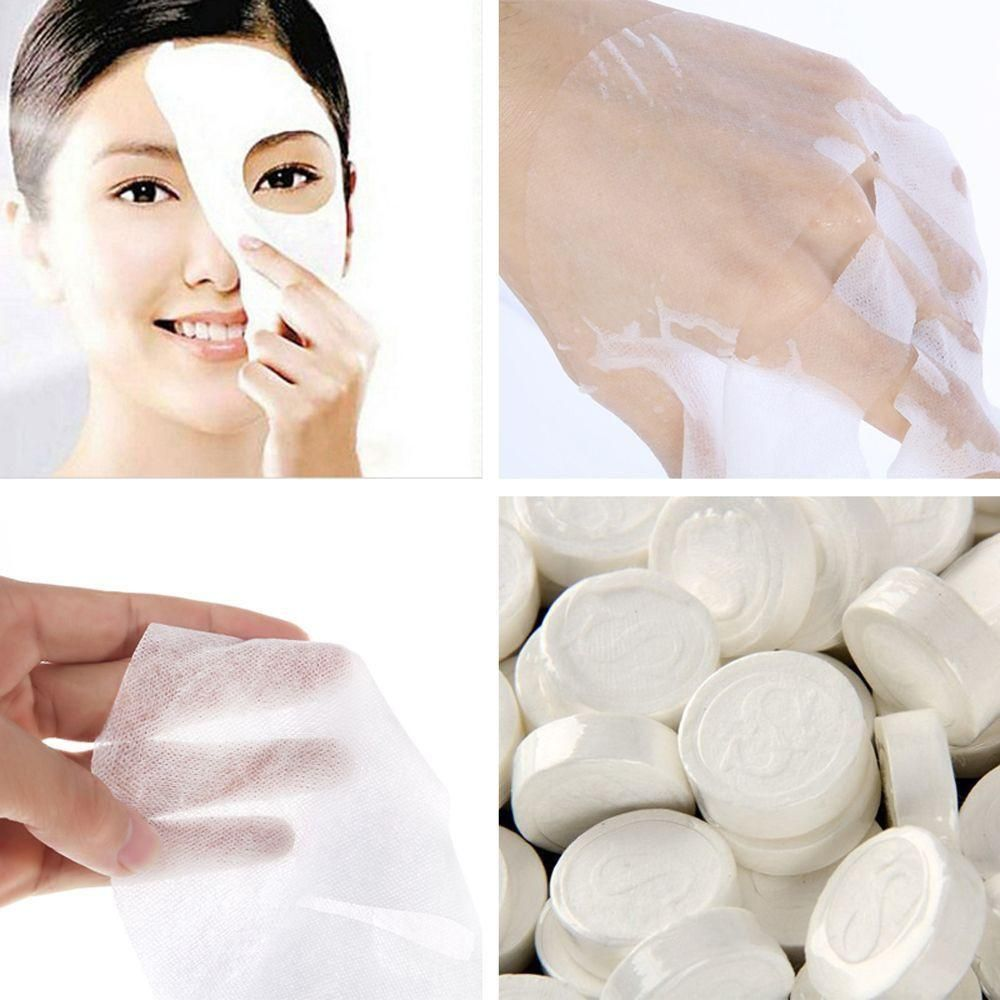 diy sheet mask with paper towel