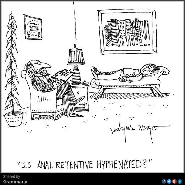 Anal retentive synonyms
