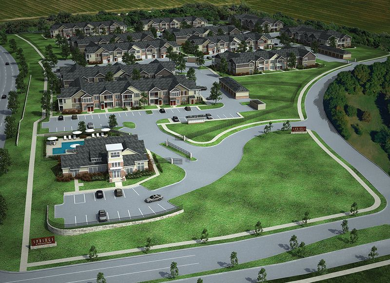 Springs At Winchester Road Apartments In Lexington, KY, Features: Studio, 1  Bedroom