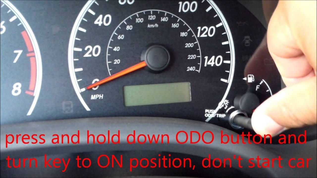 Toyota Corolla Maintenance Required Light >> How To Reset Oil Maintenance Light 2012 Toyota Corolla Good To