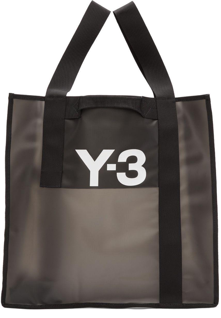 05ca57e7c9 Y-3 Black Beach Tote Bag.  y-3  bags  travel bags  beach
