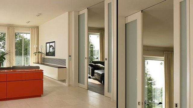 Frosted glass interior french doors modern find closet sliding and house decoration ideas also rh pinterest