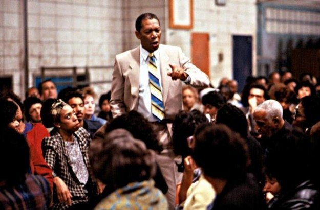 Lean On Me (1989) | 70 Classic Black Films Everyone Should See At Least Once