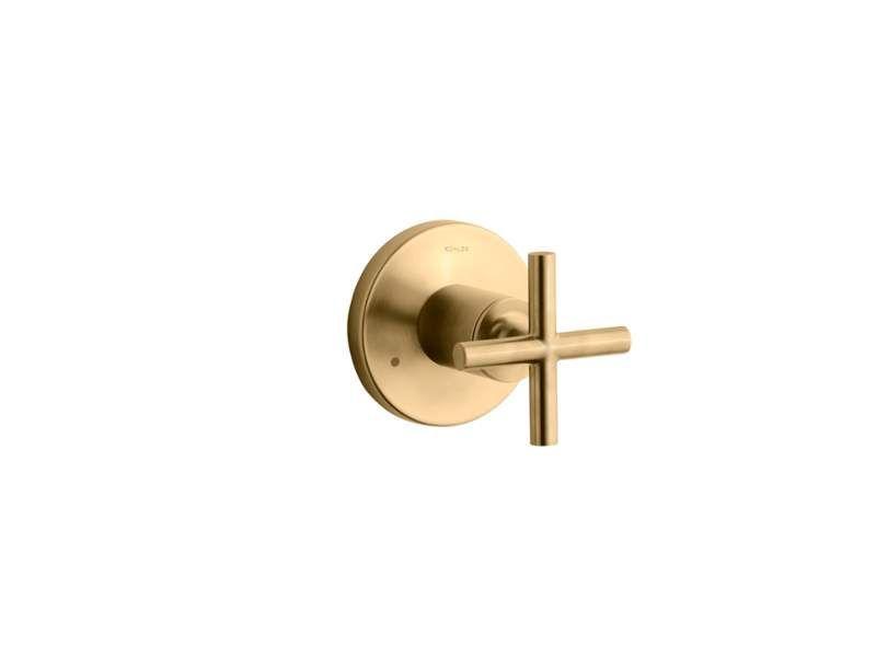 Kohler K T14491 3 Handle Gold Shower 3d Printing Diy