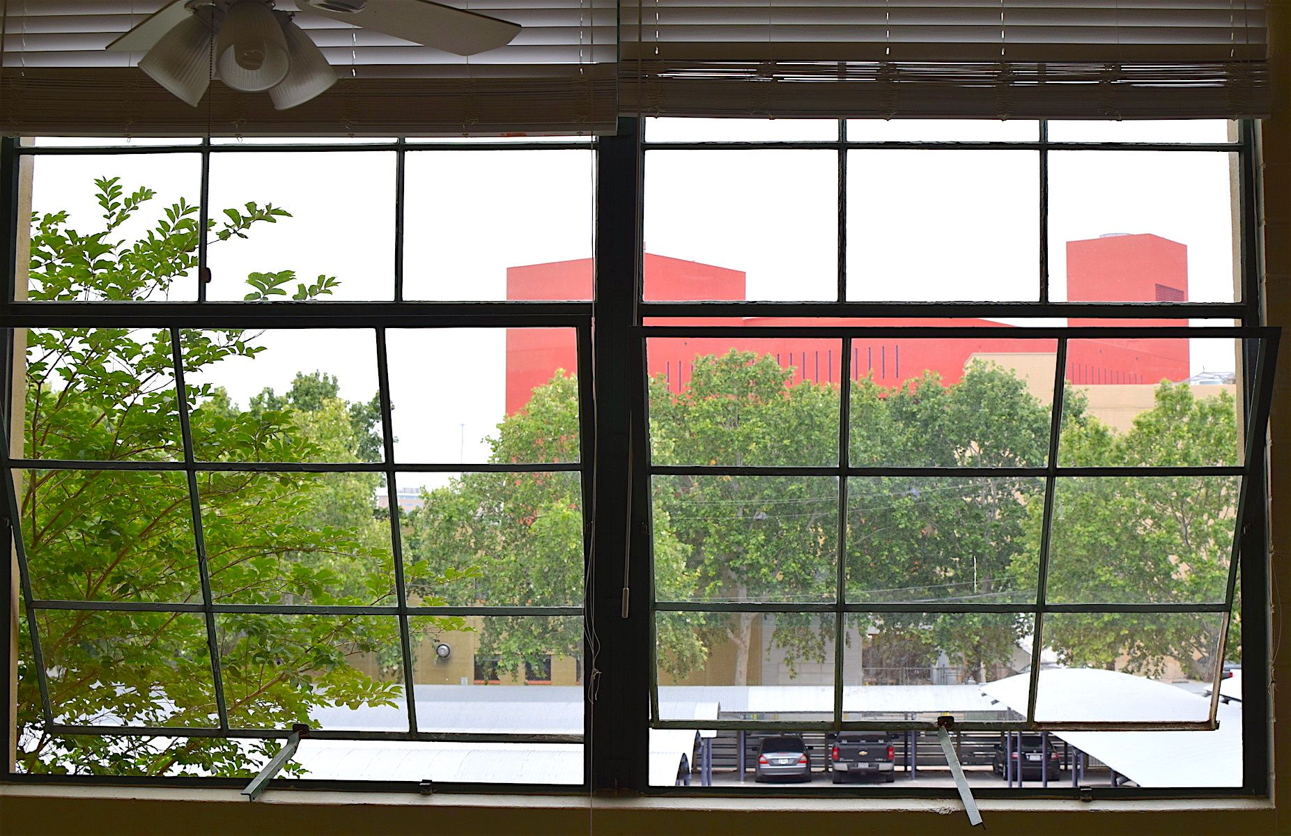 2 bedroom loft  Those downtown San Antonio views Come by today to see our studio