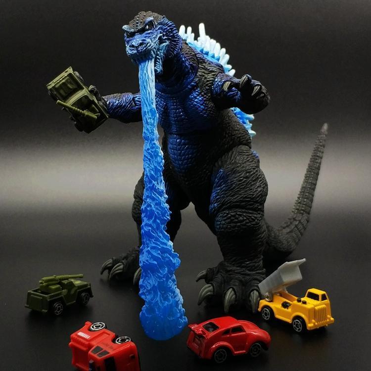 NECA Godzilla 2001 Atomic Blast Action Figure  c3736e69155
