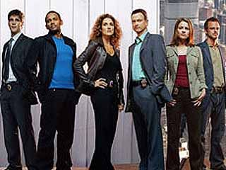 Csi Ny When They Stick To The Csi Part They Are Excellent When