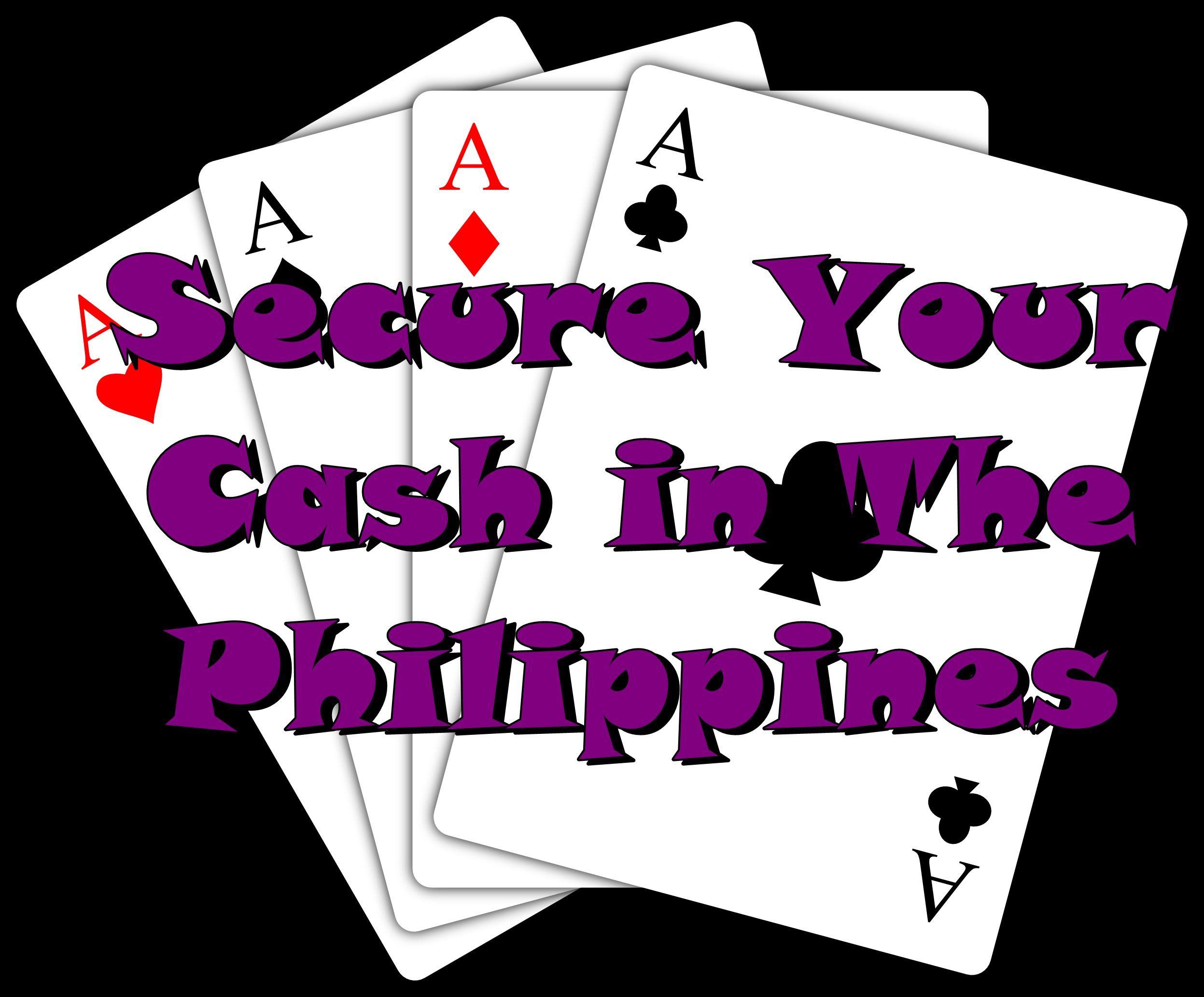 Secure Your Cash Philippines  #secure #safe #cash #philippines