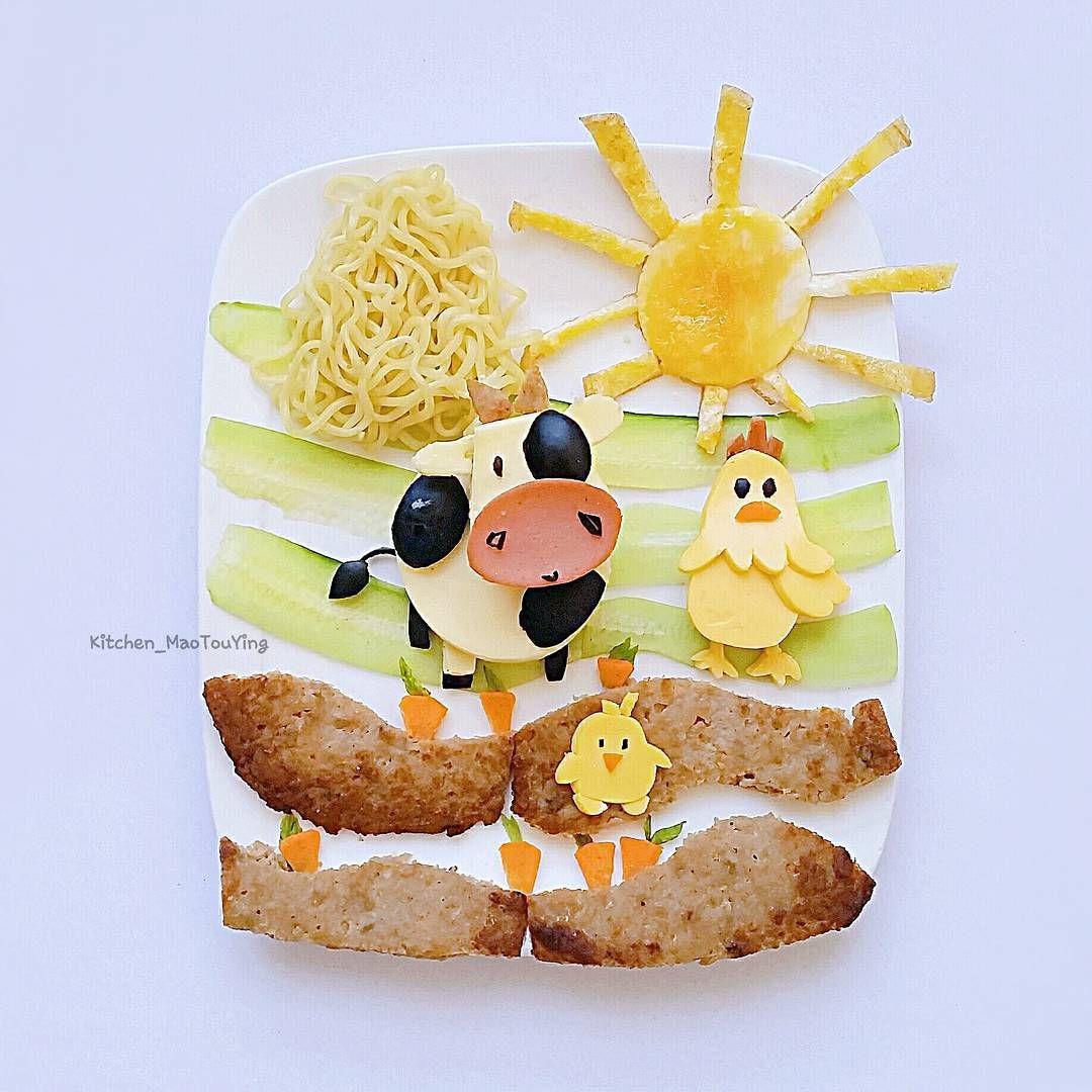 Weird Food For Kids 3