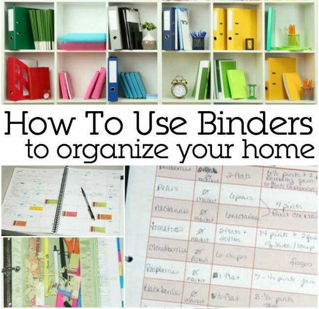 Organizing Your Home, Organizing Paperwork