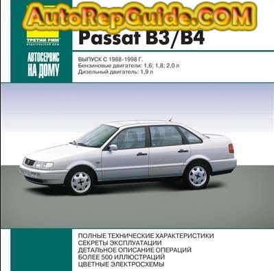 download free volkswagen passat b3 b4 1988 1998 repair manual rh pinterest co uk vw passat b4 service manual 2015 Volkswagen Passat