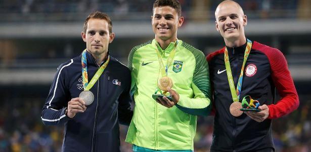 Apesar de Robson e Thiago, França é pedra no sapato do Brasil na Rio-2016 - UOL Olimpíadas