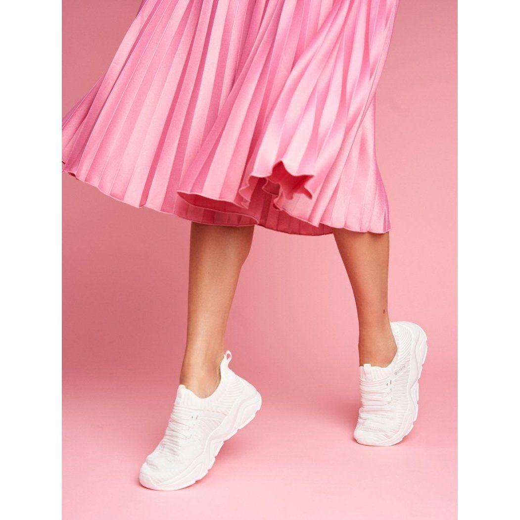 Damskie Sportowe Obuwie Big Star Biale Ff274954 In 2020 Fashion Skirts Ballet Skirt