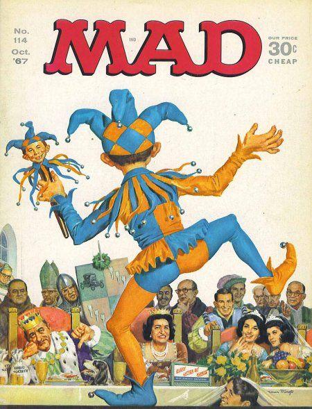The Mad Magazine Books   Mad magazine 114.jpg