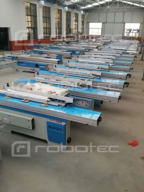 Hot Sale Industrial Wood Working Panel Saw With Scoring Blade Made In China Sliding Table Woodworking Machine Woods Sliding