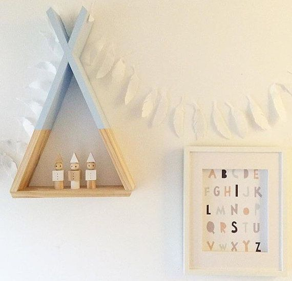 Teepee Shelf Please Contact Us For $10 Postage In