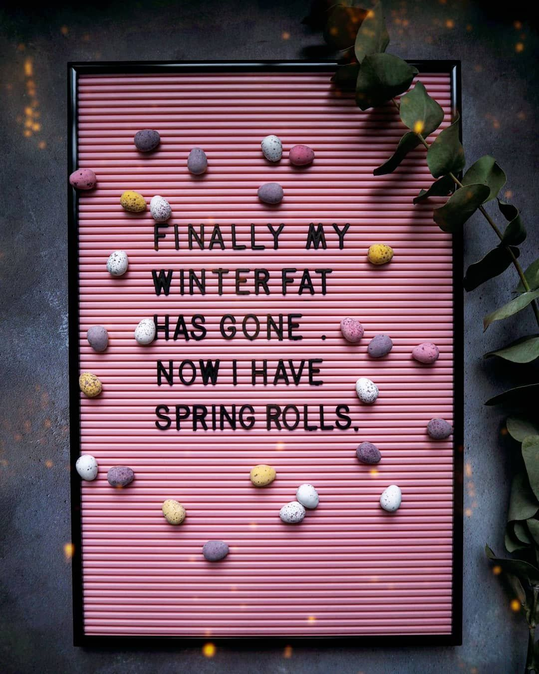 Pin By Natalie Ficklin Holliday On Letter Boards By The Culinary Bee Message Board Quotes Spring Words Spring Quotes