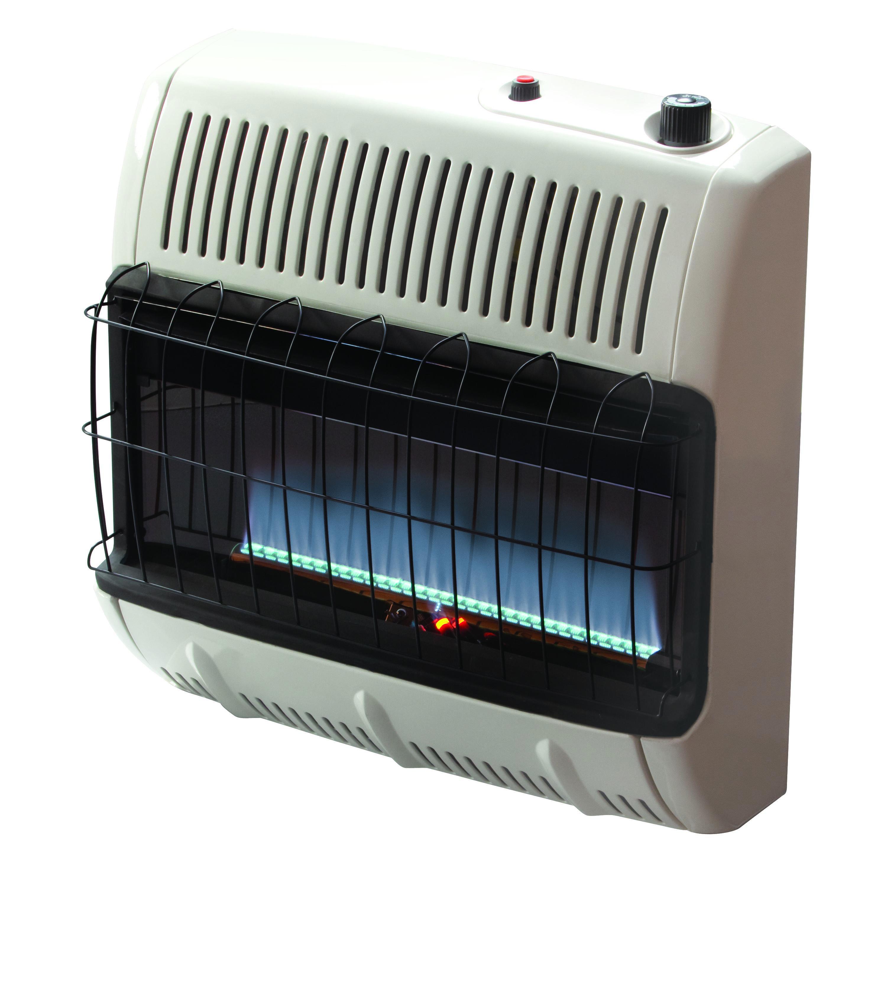 Mr Heater 30 000 Btu Vent Free Blue Flame Natural Gas Heater Mr Heater 265096 Gas Heaters Space Heater Propane Heater Gas Heater