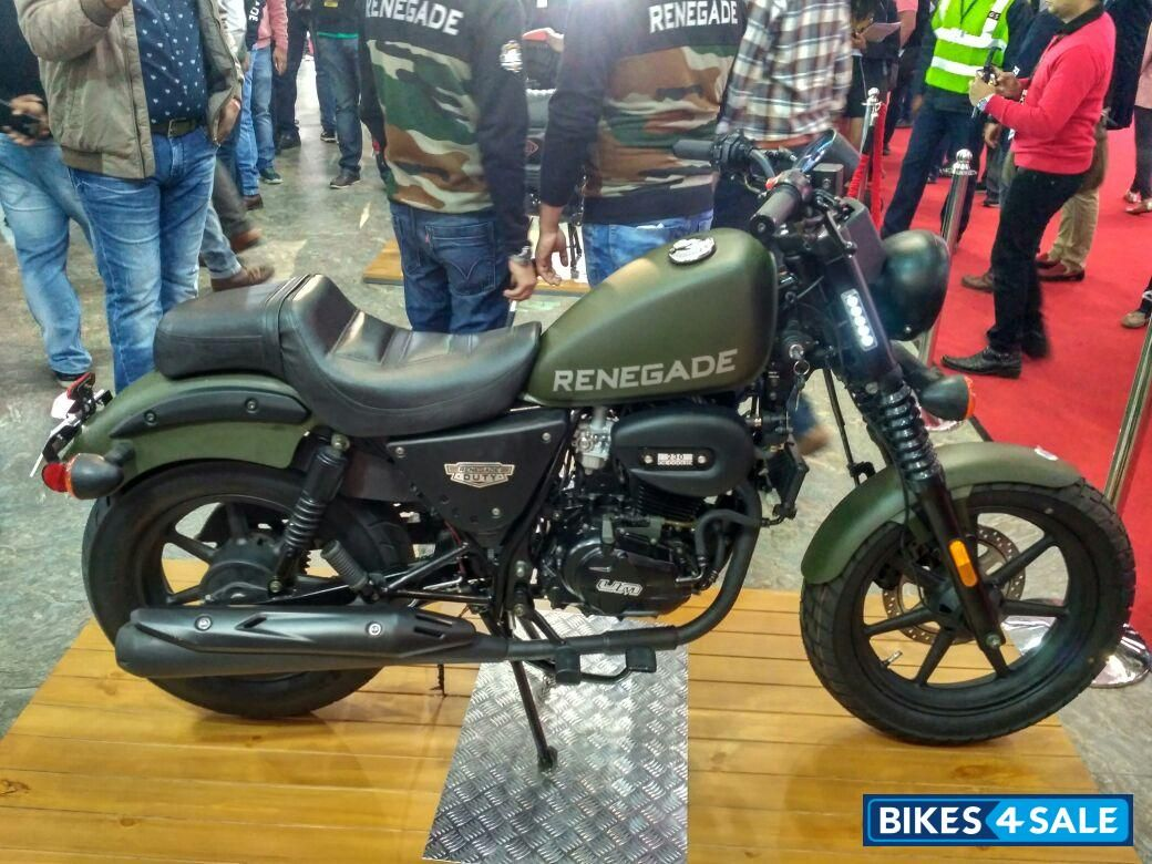Um Renegade Duty S Price Specs Mileage Colours Photos And Reviews Renegade American Brand Duties