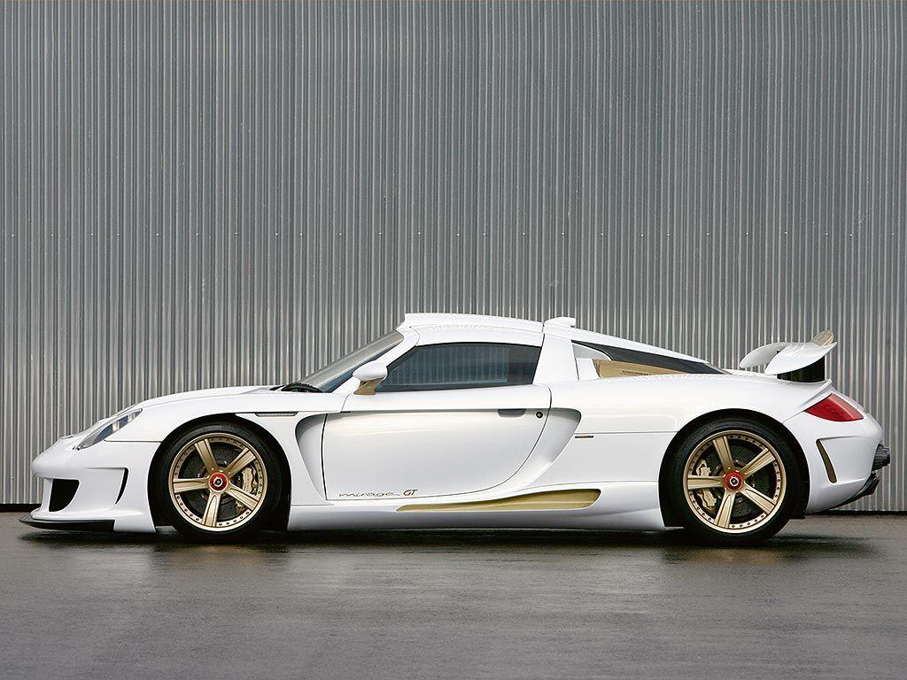 Gemballa Mirage Gt Gold Edition Porsche Carrera Gt Porsche Carrera Porsche Carrera Gt Porsche