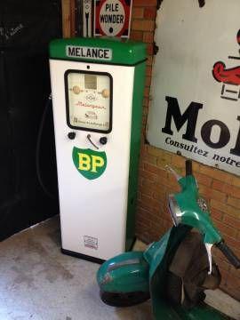 pompe a essence melangeur satam bp gas pumps pinterest gas pumps and cars. Black Bedroom Furniture Sets. Home Design Ideas