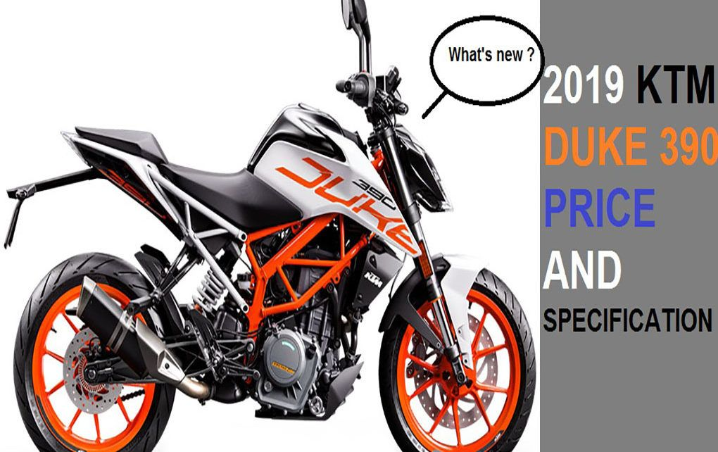 2019 Ktm Duke 390 Price And Specification In India Ktm Duke Ktm