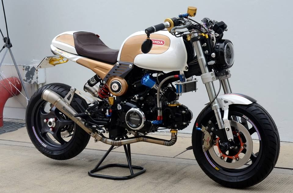 Honda Grom Build >> grom cafe racer - Google Search | Don't Tell Amy ...