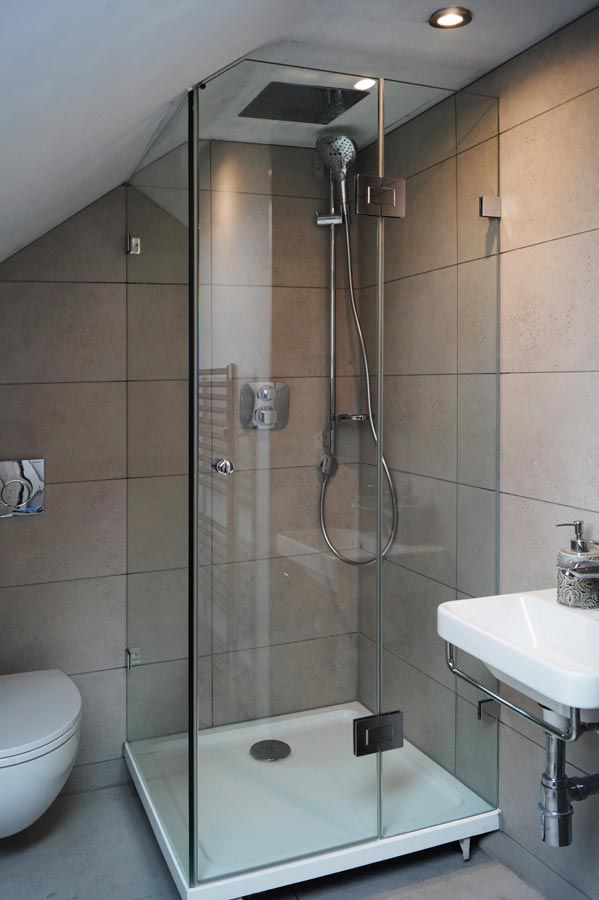 How to Choose the Best Frameless Shower Enclosures | Μικρό μπάνιο ...