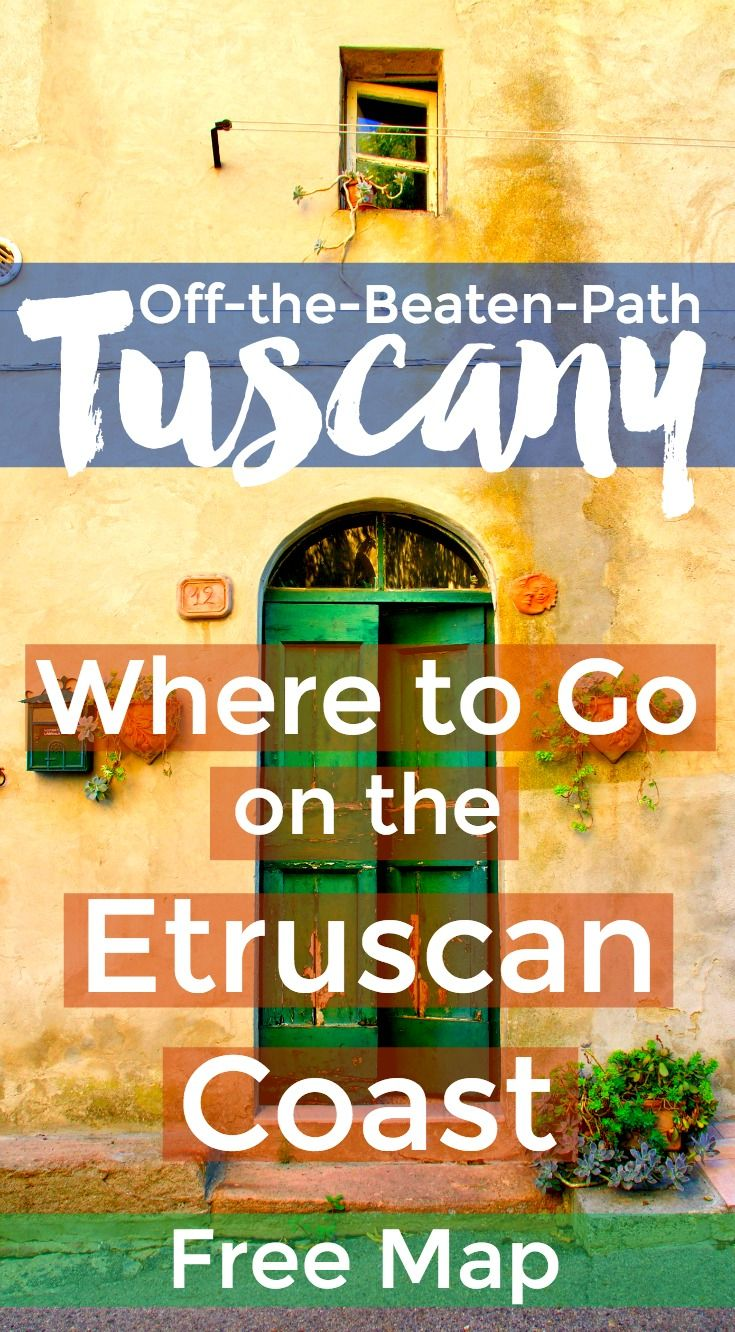 A do it yourself guide to tuscanys etruscan coast solutioingenieria Images
