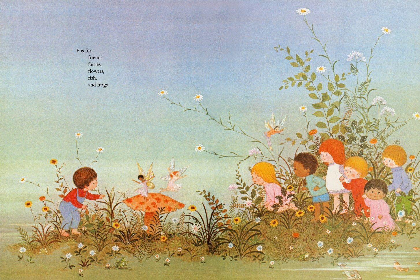 How gyo fujikawa drew freedom in childrens books