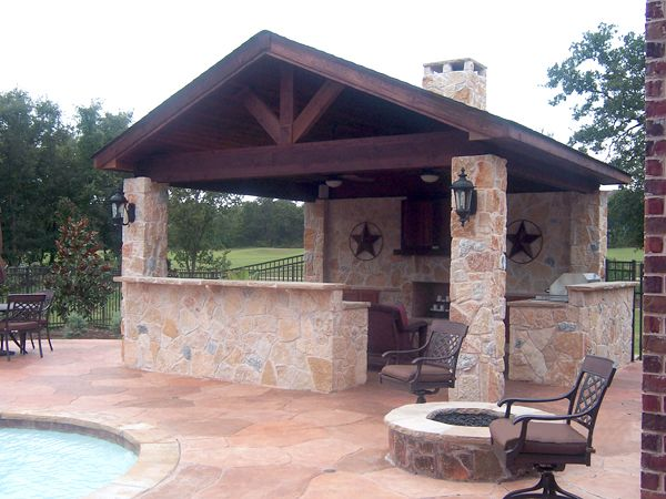 Back Yard Cabanas   Contact Us Today for a Free Design ... on Outdoor Living Today Cabana id=25969