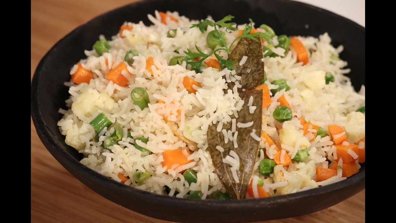 Mixed vegetable pulao cooking with archana sanjeev kapoor mixed vegetable pulao cooking with archana sanjeev kapoor khazana forumfinder Gallery