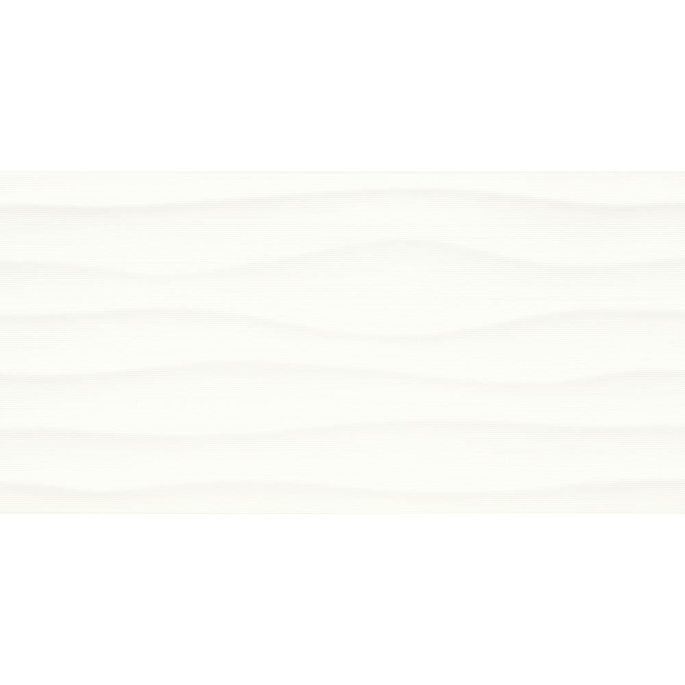 Daltile multitude origami white 12 in x 24 in glazed ceramic wavy daltile multitude origami white 12 in x 24 in glazed ceramic wavy wall tile dailygadgetfo Image collections