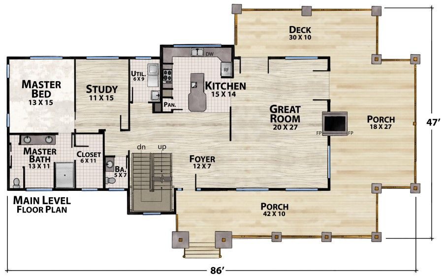 Ravens Nest Black Plan Details Natural Element Homes Beach House Plans Log Cabin Plans Cabin Plans