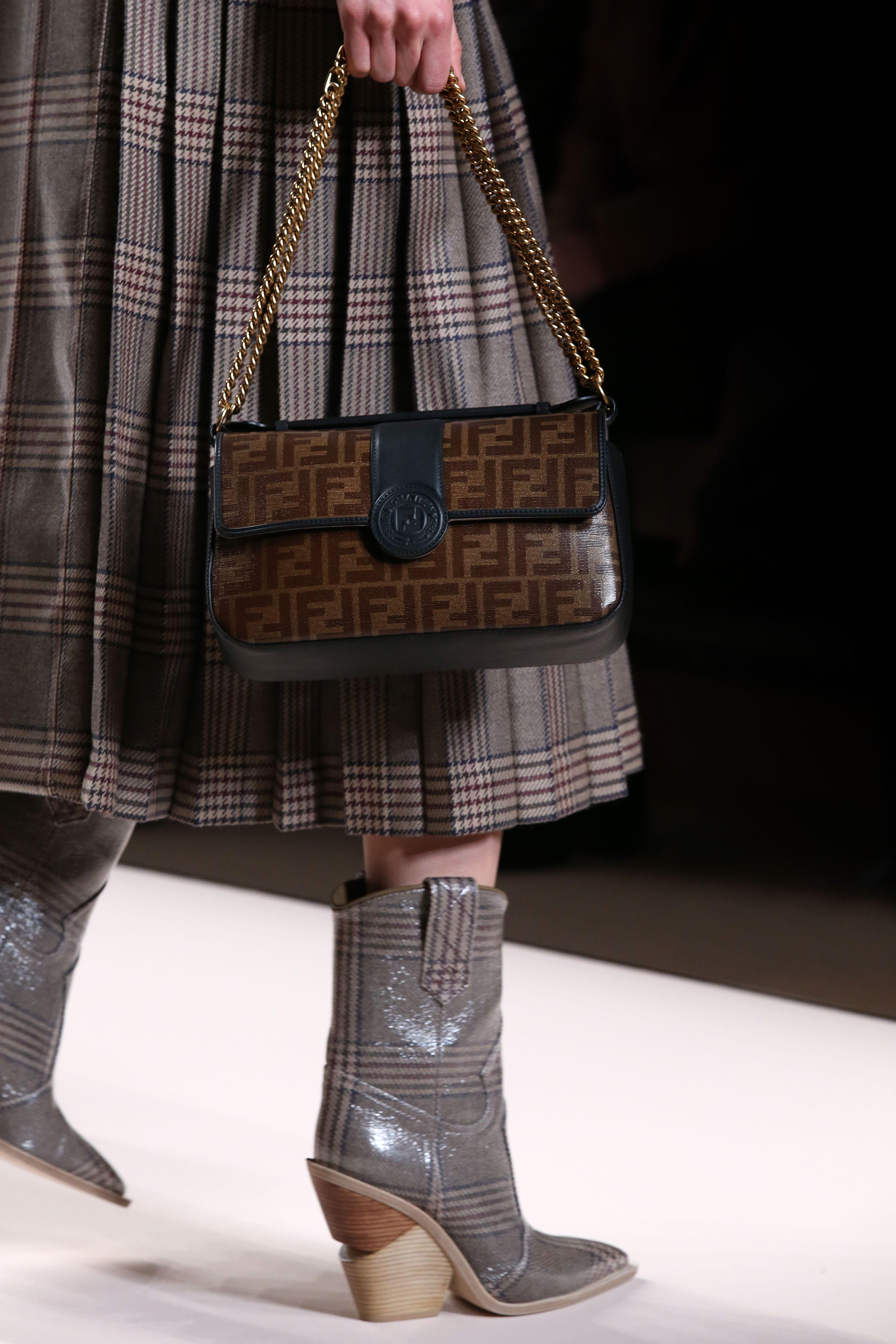 Shoes fendi and handbags fall winter