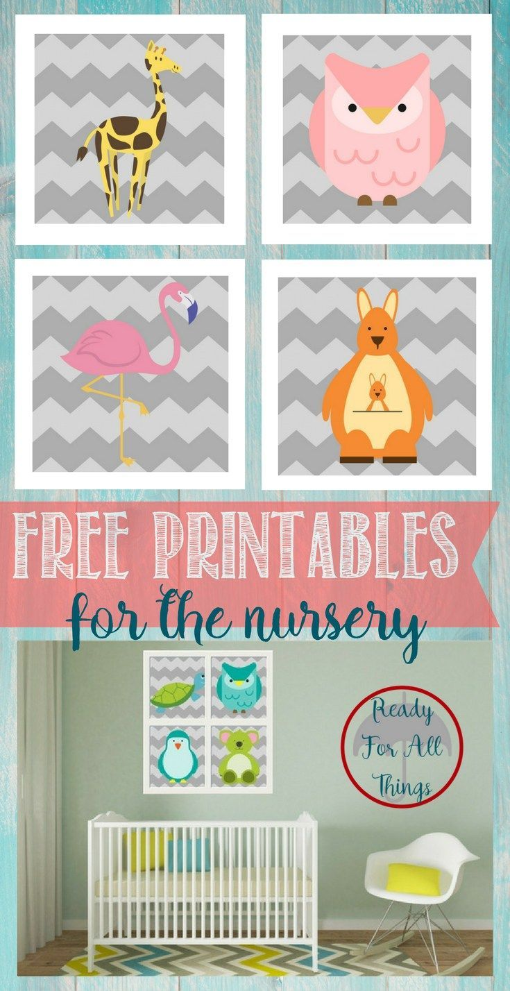 50++ Baby room nursery printables ideas