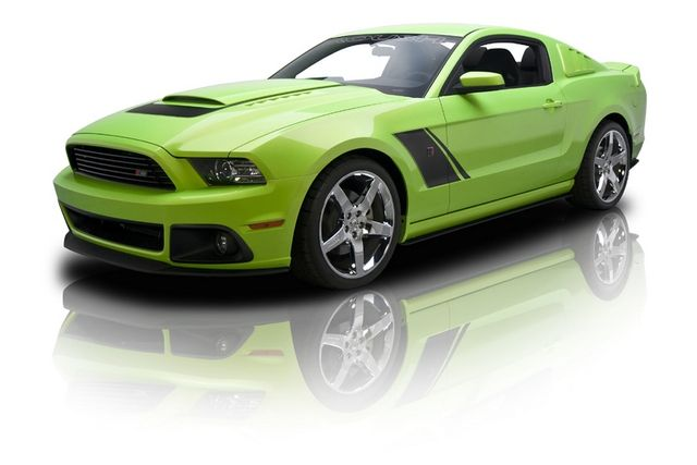 2013 Ford Roush Mustang Stage 3