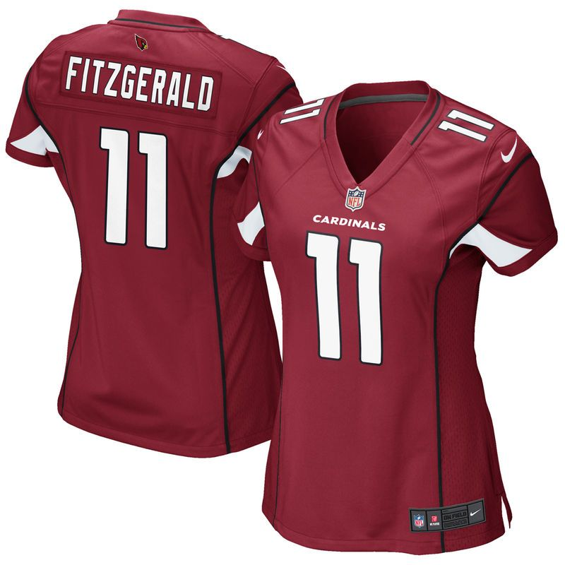 Larry Fitzgerald Arizona Cardinals Nike Girls Youth Replica Game Jersey Cardinal Cardinals Jersey Larry Fitzgerald Arizona Cardinals