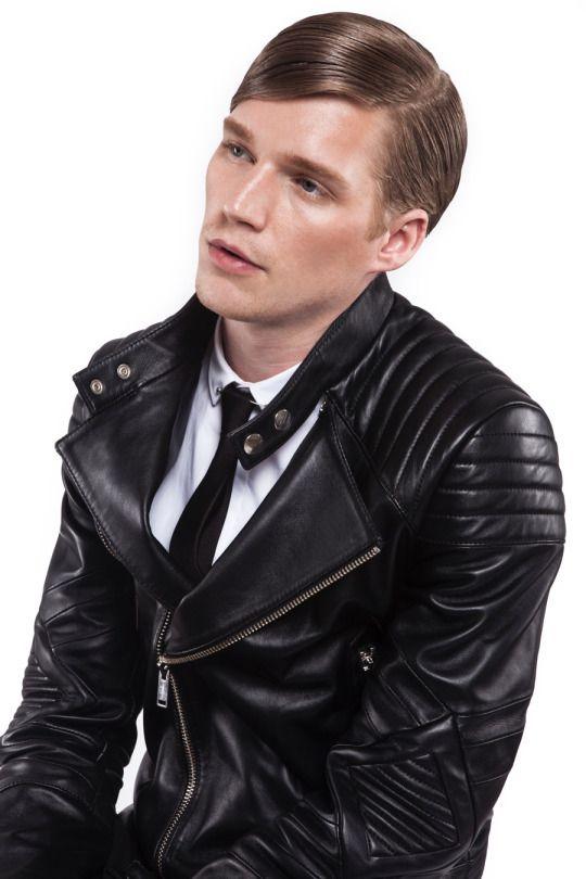 Infinite Movement Leather Fashion Leather Jacket Men Mens Fashion