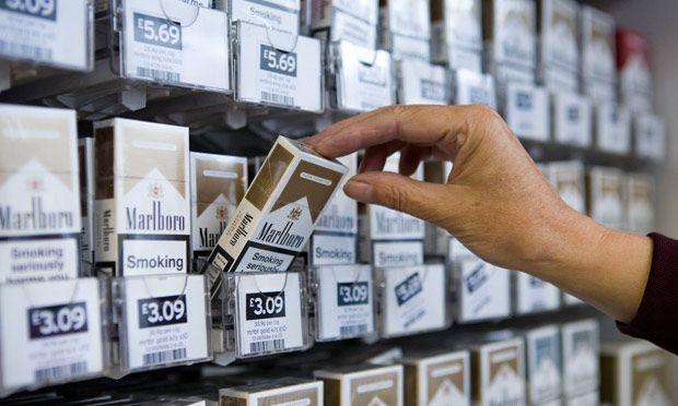 Tobacco Sales Down In Minnesota Up In North Dakota  Smoking