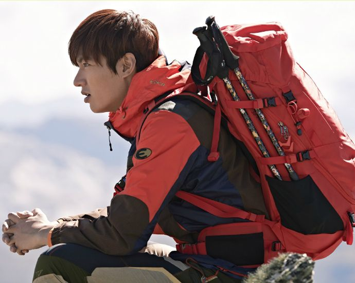 More Of Lee Min Ho For EIDER's Spring & Summer 2014 Ad Campaign | Couch Kimchi