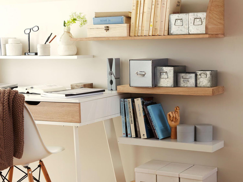 1 Salon 3 Possibilites De Rangement Leroy Merlin Diy Deco Chambre Caisson Bureau Idees Pour La Maison