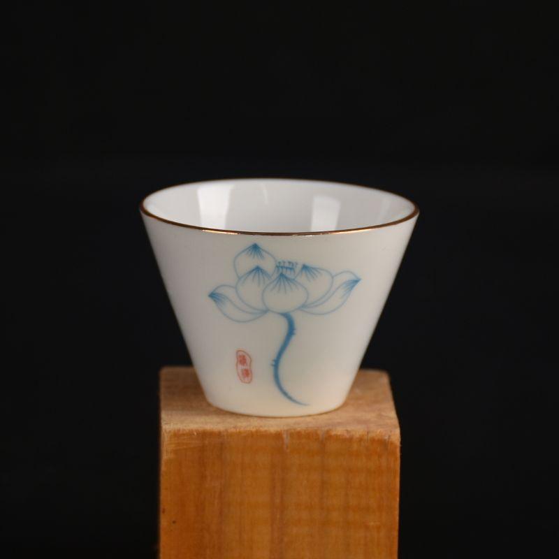 Various Styles Porcelain Sake Set Wine Cup Machining Customizing Production Of Logo Shunjiafu Company Japanese Highland Barley Wi Sake Set Wine Cups Porcelain