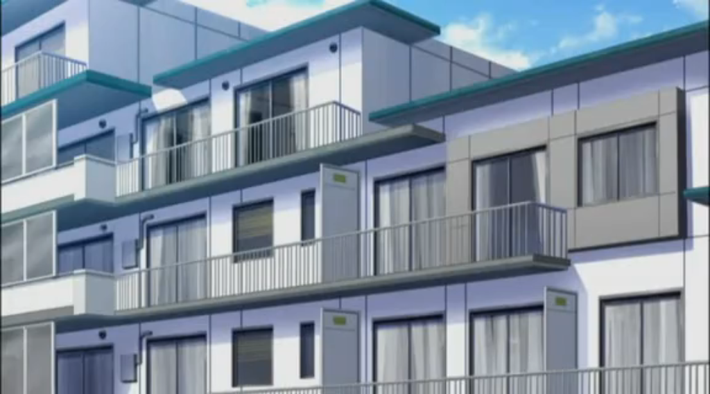 apartment building wallpapers: Anime Apartment - Google Search