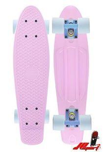 Pennyboard Nils Fishboard Basic Light Pink  7bad59fe235