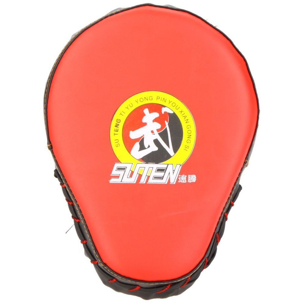 New Sale SUTEN PU Leather Boxing Sparring Mitt Training