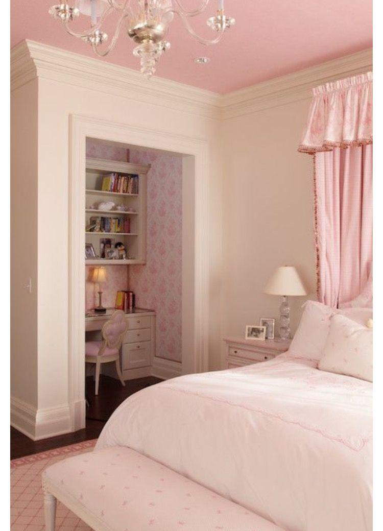 Teenage Rooms: Pretty In Pink Room
