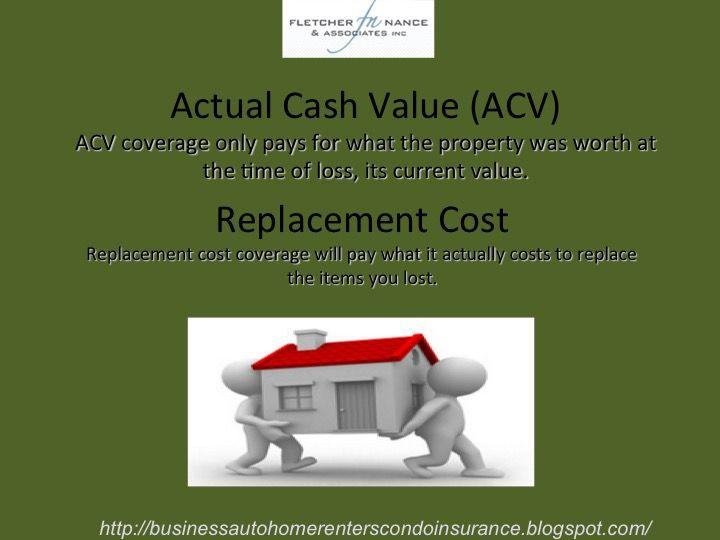 Auto home renters condo boat or watercraft