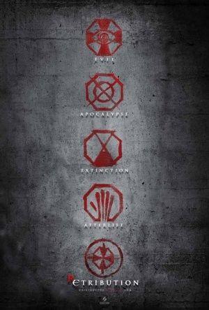 Resident Evil Retribution Poster Resident Evil Tattoo Resident